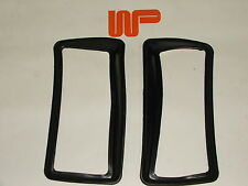 CLASSIC MINI - REAR LAMP RUBBER GASKET SET, Pair, For Mk2 & 3 Minis - 37H2689/90