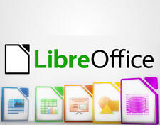 Libre Office Suite v 6.4.5 for Compatible with other office programs latest vers