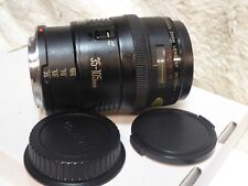 Canon EF 35-105mm MK 1 Version  F3.5-4.5 AF Zoom Lens for EOS SLRs + Free UK PP
