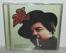 2 CD DJ ROGERS - IT'S GOOD TO BE ALIVE, ON THE ROAD AGAIN & LOVE, MUSIC & LIFE