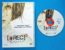 DVD Film Ita Horror REC 3 La Genesi leticia dolera ex nolo no vhs cd lp mc (T2)