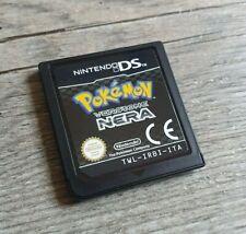 Pokemon Versione Nera Senza Scatola Solo Schedina Nintendo DS Nero