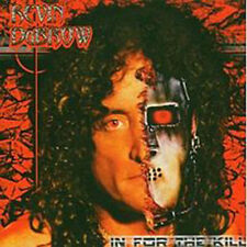 Kevin Dubrow – dans for the kill - - AOR/Hard Rock – EX Quiet Riot