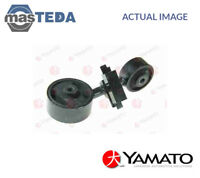 FRONT ENGINE MOUNT MOUNTING YAMATO I52077YMT I NEW OE REPLACEMENT