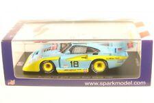 1/43 Spark Us035 Porsche 935 JLP 6hrs Riverside 1982 #18