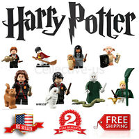 Harry Potter Minifigure Fantastic Beasts Series Hermoine Dobby 71022