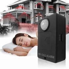 Mini PIR Alert Sensor Infrared GSM Wireless Alarm Monitor Motion Detection GN