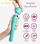 Six Nine Rechargeable Personal Wand Massager Large Wireless 20 Vibrations 8 Spd