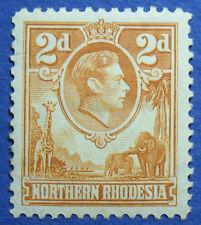 1938 NORTHERN RHODESIA 2d SCOTT# 31 S.G.# 31 UNUSED                      CS09189