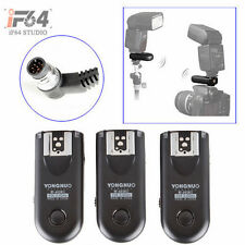 3pcs Yongnuo RF-603 II  Wireless Remote Flash Trigger N1 for Nikon D800 D700