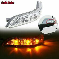 1x Side Mirror Turn Signal LED Light Left Side Yellow for 05-12 Acura RL KB1/2