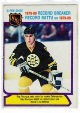 1X RAY BOURQUE 1980 81 O Pee Chee #2 RC Rookie EX RC Record Breaker BRUINS