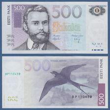ESTLAND / ESTONIA 500 Krooni 2000 UNC  P.83