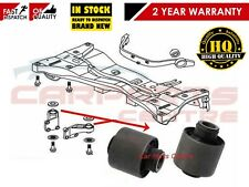 FOR MITSUBISHI OUTLANDER REAR DIFF ARM DIFFERENTAIL MOUNITING MOUNT BUSH BUSHES