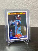 1989 Score Randy Johnson RC Montreal Expos #645