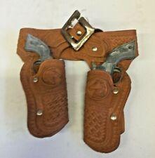 Kids Vintage Cap-gun Belt - E3