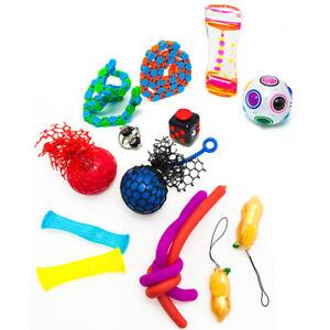 Fidget Sensory Stress Relief Hand Toys for Autism ADHD Dementia for KidTeenAdult