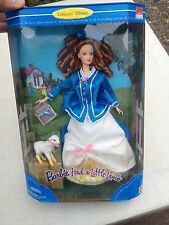 Barbie Had a Little Lamb 1 st Nursery Rhyme Collectors Edition MPN 21740