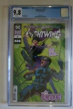 NIGHTWING #72 CGC 9.8 - Early appearnce of Punchline