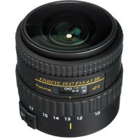 New Tokina AT-X107 DX FISHEYE 10-17mm f/3.5-4.5 Lens Canon EF Mount APS-C Format