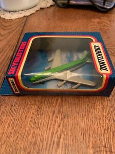 Matchbox Skybusters AerLingus 747 New in Box