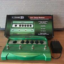 Line 6 DL4 Stompbox Delay Modeler Guitar Effect Pedal