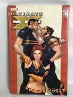 Marvel Ultimate X-Men Vol. 14 Phoenix? Graphic Novel - Great Condition