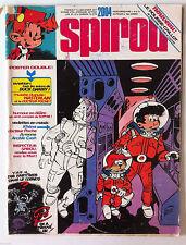 a) SPIROU n°2004 En maxi; Khéna, docteur poche, aymone, Archie Cash