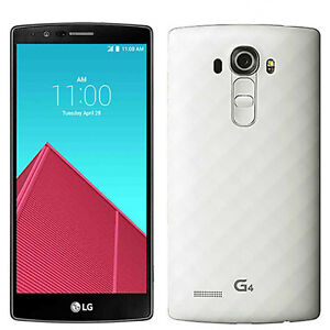 BNIB LG G4 H815 32GB Ceramic White Factory Unlocked 4G/LTE 3G 2G GSM Simfree New