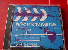 Karl Jenkins & Mike Ratledge Some Shufflin' Music For TV & Film CD NEW SEALED