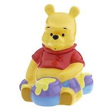 Disney Store Winnie The Pooh Figure Cookie Jar NIB RARE Sold Out
