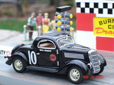 1935 FORD COUPE Stock Car 1:43 Bill France Sr, Highly Detailed