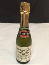 "Vintage Avon Wild Country Cologne Champagne Bottle Decanter 6"" Tall"