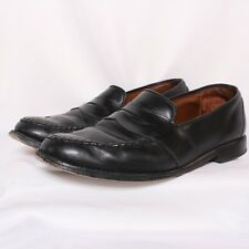 Allen Edmonds Randolph 4809 Black Leather Loafer Size 9.5 EEE Made in USA