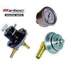 Sytec Régulateur de Pression de Carburant Kit + jauge de carburant BMW E36 325i 323ti Z3 320i