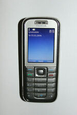 Nokia 6233-Silver (without Simlock) Cell Phone without battery/COVER