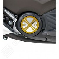 BARRACUDA PROTEZIONE CARTER ORO YAMAHA T-MAX 530 2012-2016 COVER CARTER GOLD