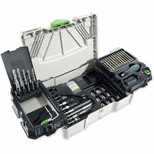 Festool 497628 Assembly Package Centrotec Systainer Kit 98 Pcs