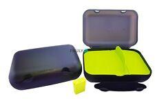 Tupperware 2x Lunch-Box + Würzling Brotdose mit Einsatz Sandwich-Box Pausen Dose