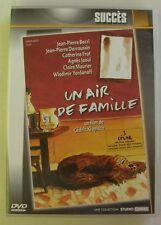 DVD UN AIR DE FAMILLE - BACRI / DARROUSSIN / FROT / JAOUI / YORDANOFF / MAURIER