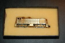 N Scale Brass ALCO S-2 Diesel Locomotive