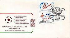 España Mundial de Futbol año 1982 Sevilla Brasil-Rusia (CX-