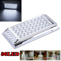 36 LED Interior Ceiling Cabin Spot Light Car Caravan Camper Boat Dome Roof Lamp