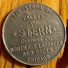 RARE Coin - Chicago's Stern Company Token