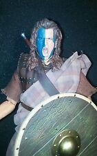 "Kaustic Plastik William 1/6 scale 12"" action figure Highlander Kit"