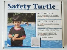Safety Turtle Pool alarm base station and 1 wristbands ( New )