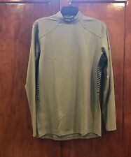 Under Armour Men's ColdGear Reactor Fitted L/S Shirt 1298251-492 Small Nwt