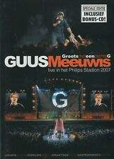 Guus Meeuwis : Groots met een zachte G - Live in het Philips Stadion (DVD + CD)