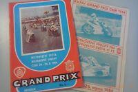 Grand Prix CSSR 24.-26.8.1984 BRNO mehrsprachig