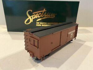 "BACHMANN SPECTRUM TRAINS-PENNSYLVANIA PRR BOX CAR-NARROW GAUGE ""ON30"" ITEM 27014"